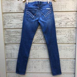 William Rast Jerri Ultraskinny Jeans Size 26